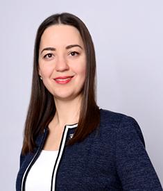 Лук'янець Тетяна Геннадіївна - завідувач кафедри
