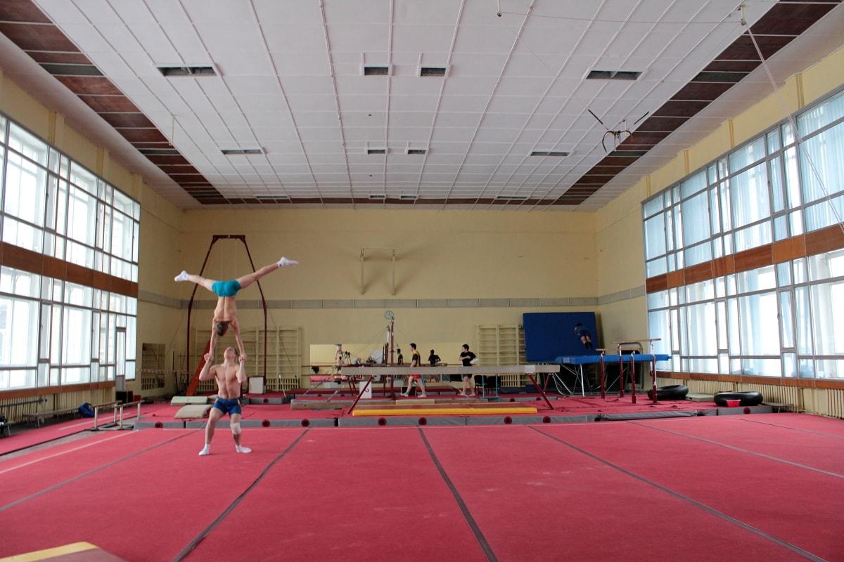 Сучасні спортивні зали