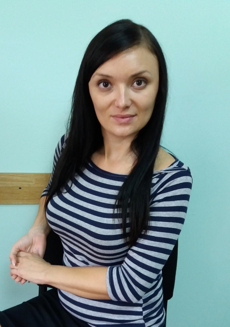 Степаненко Ольга Олексіївна