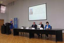 10-11 вересня на базі НУФВСУ відбулася VІIІ Міжнародна конференція молодих учених «Молодь та олімпійський рух», присвячена 85-річчю університету