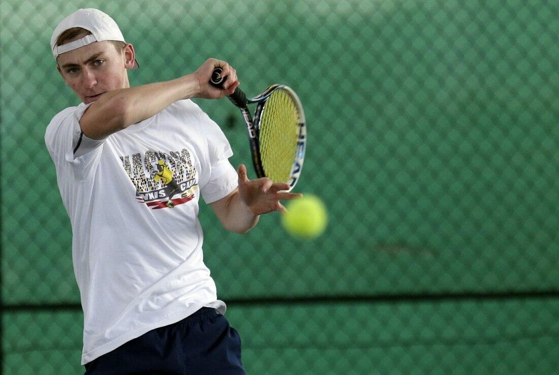Кафедра спортивних ігор великий теніс